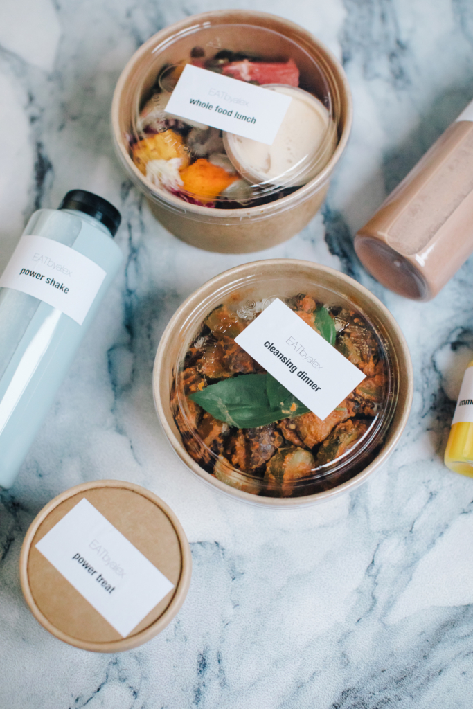 EATbyalex food packages plantbased