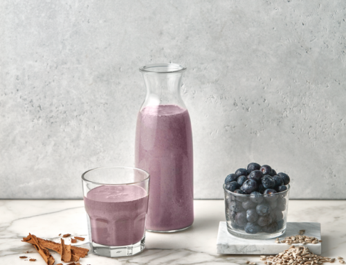 Wild Blueberry Shake Recipe