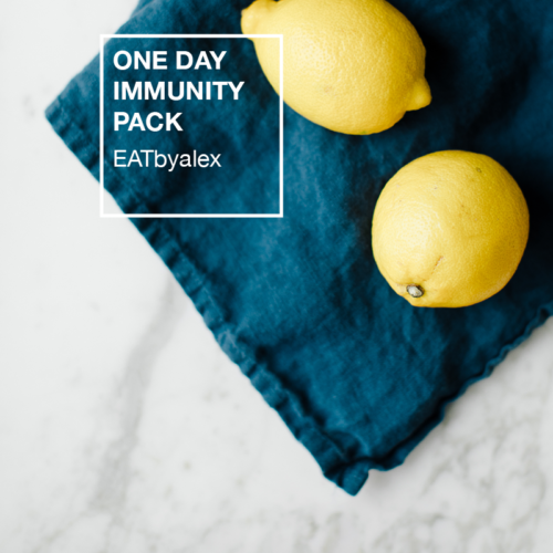 One Day Immunity Pack