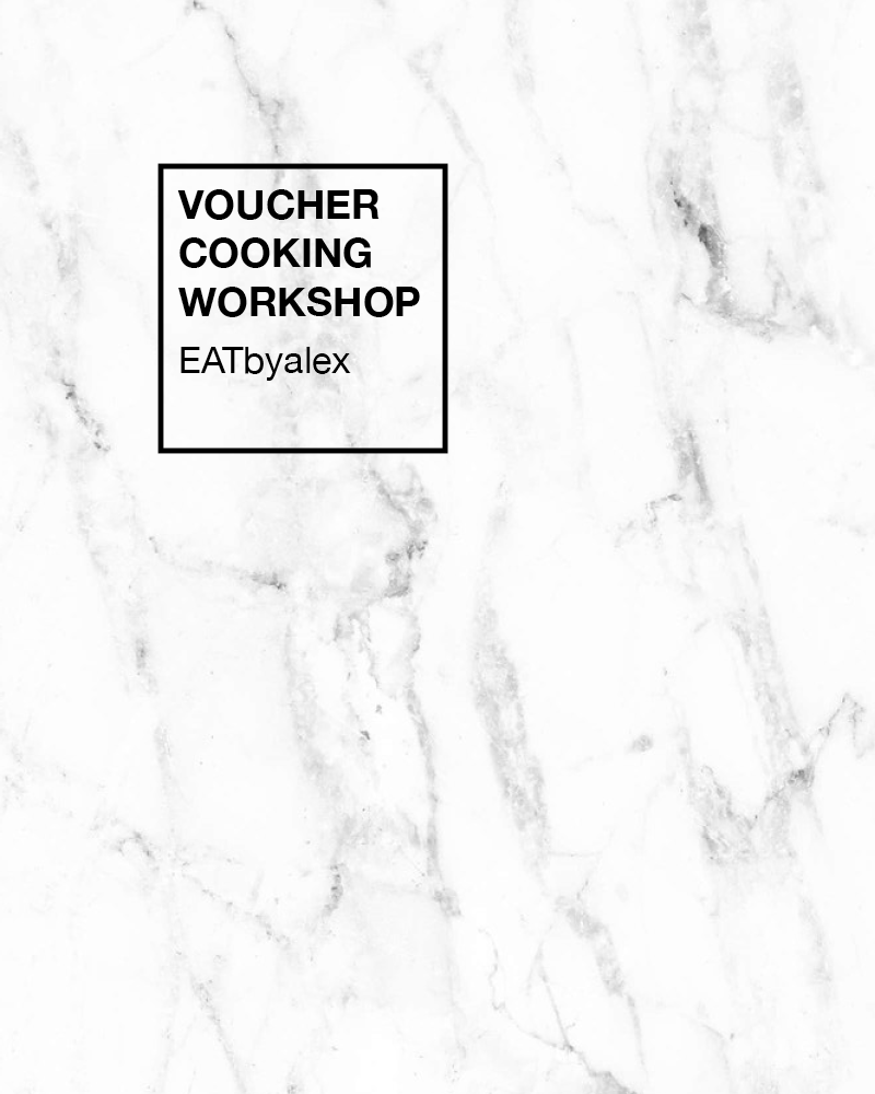 Voucher Cooking Workshop