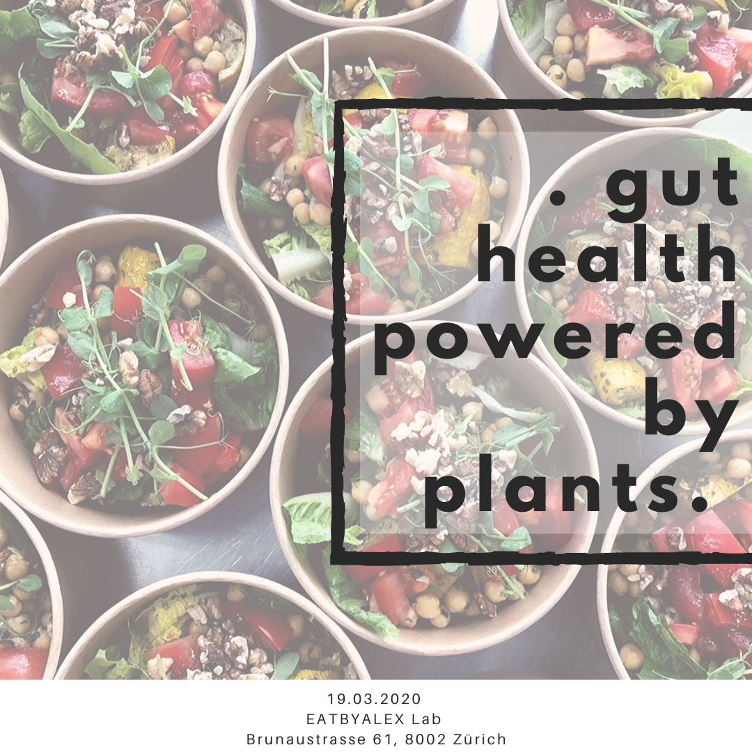 Gut Health Powered by Plants
