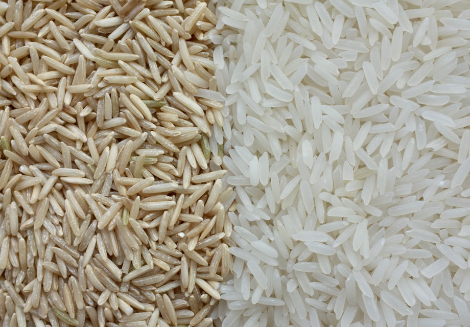 brown rice versus white rice